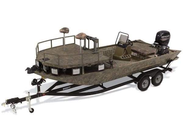 2020 Tracker Boats boat for sale, model of the boat is Grizzly 2072 CC Sportsman & Image # 1 of 51