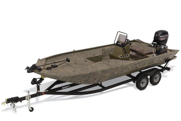 2020 Tracker Boats boat for sale, model of the boat is Grizzly 2072 CC Sportsman & Image # 19 of 51