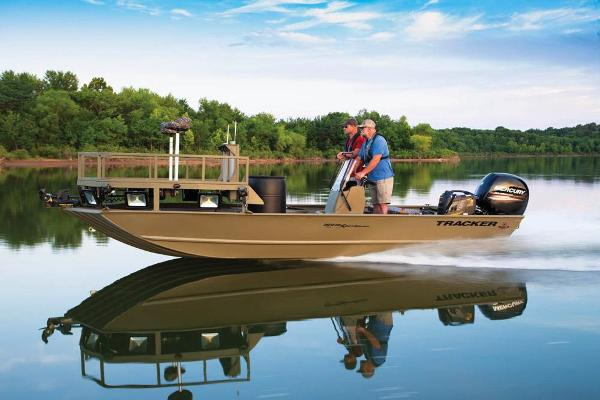 2020 Tracker Boats boat for sale, model of the boat is Grizzly 2072 CC Sportsman & Image # 12 of 51