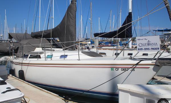 Catalina MK II TALL RIG
