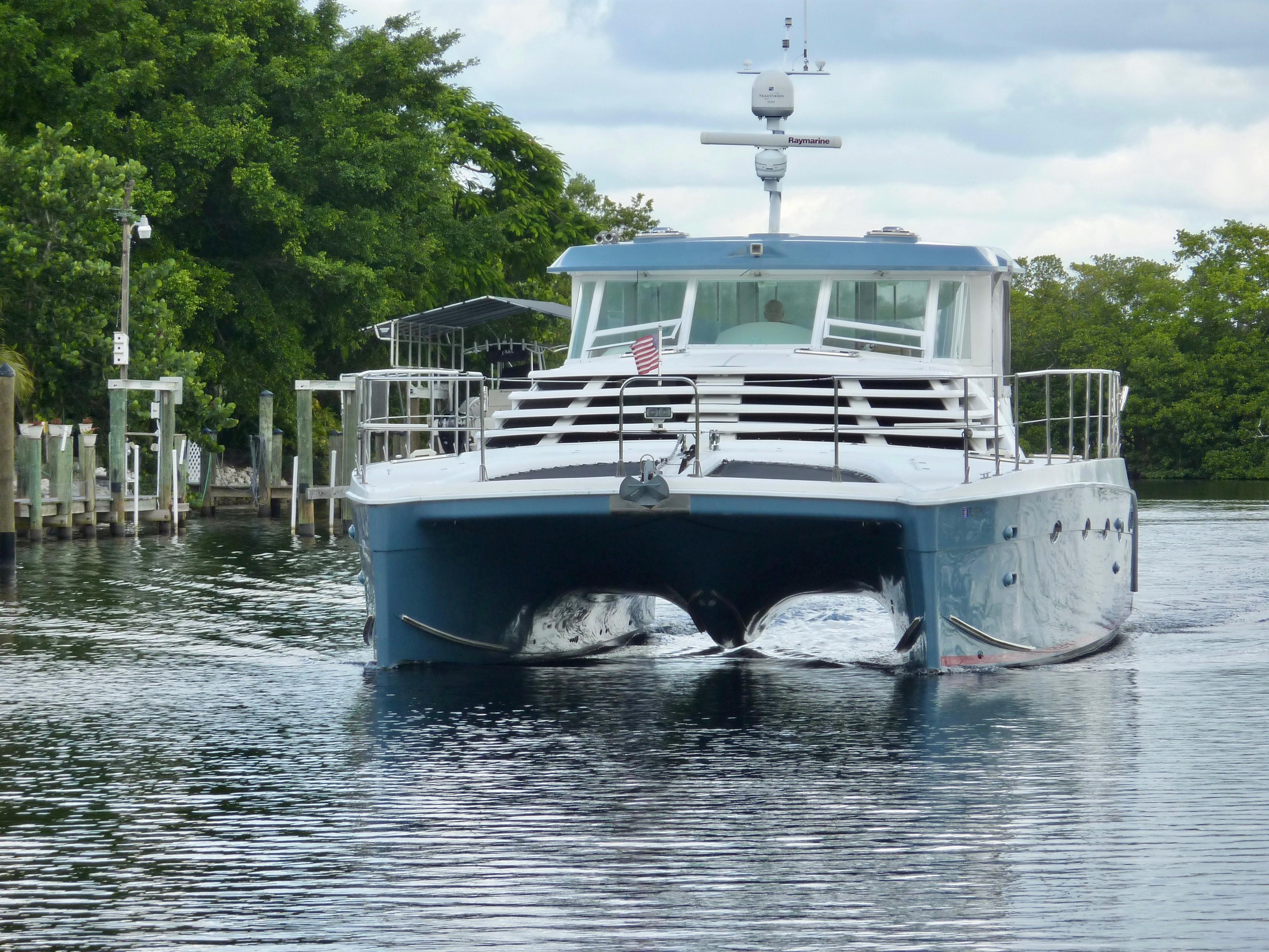 Volvo Of Bonita Springs >> Sea Rose Manta 2007 44 Power Cat 44 Yacht for Sale in US