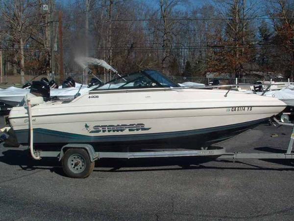 1994 SEASWIRL 205 STRIPER for sale