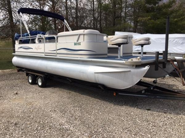 2005 Smoker Craft boat for sale, model of the boat is 824 Cruise & Image # 2 of 16