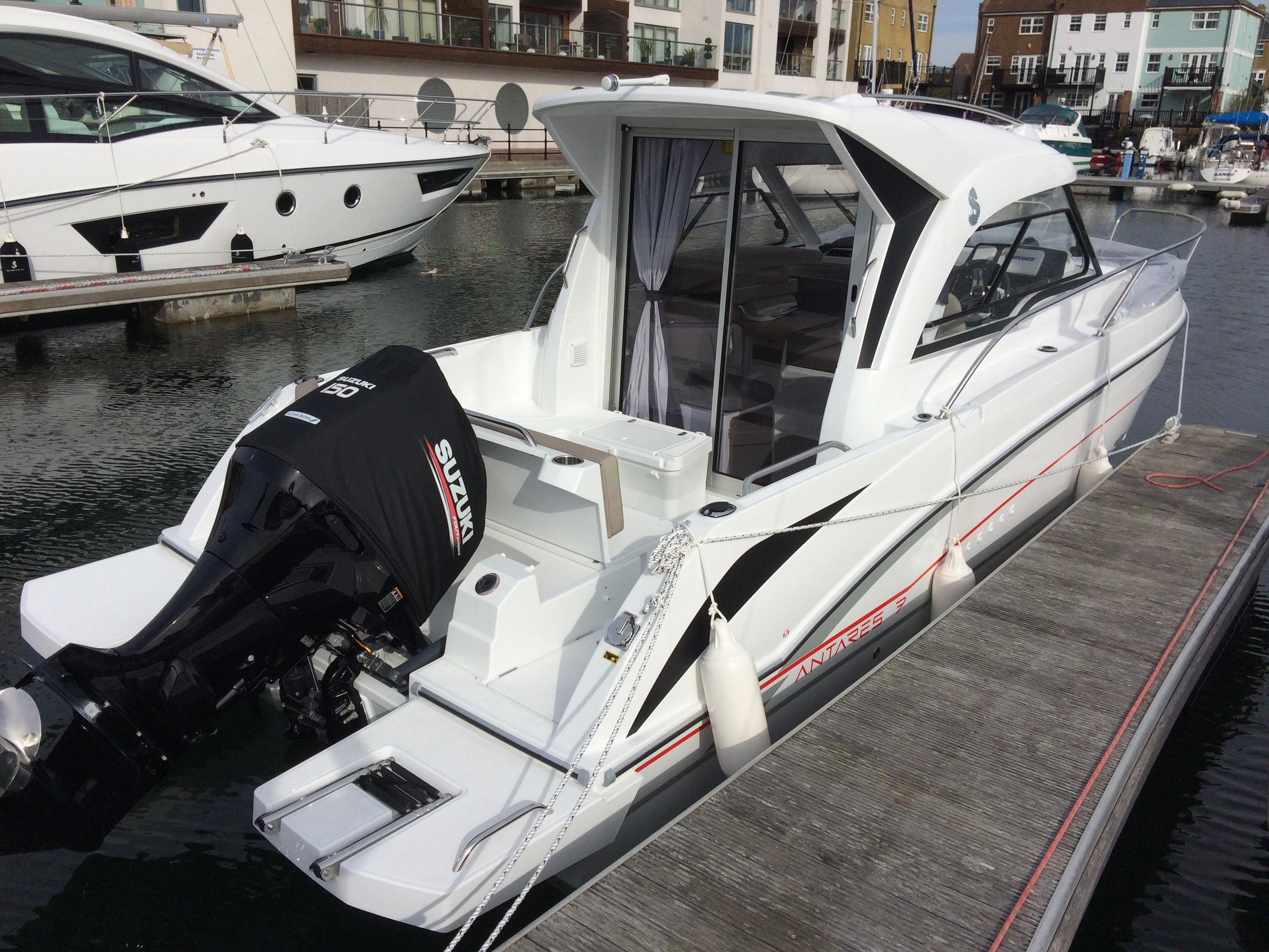 Beneteau Antares 7 Ob Boat For Sale