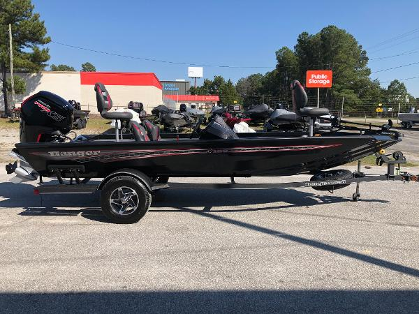 2021 Ranger Boats boat for sale, model of the boat is RT 188 & Image # 4 of 29