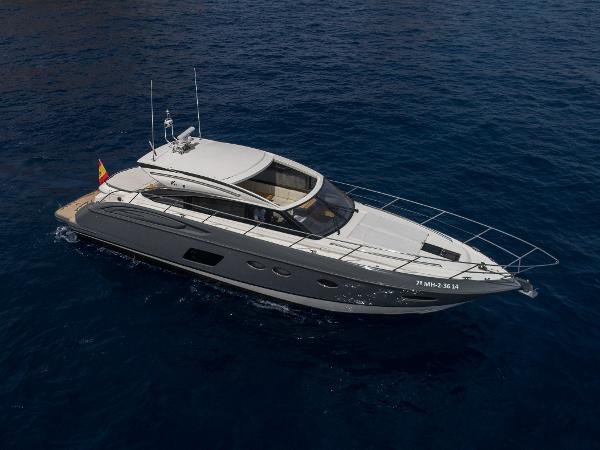 Princess Motor Yacht Sales - Used Princess V57
