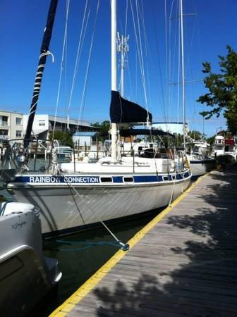 Live The Sailing Lifestyle Aboard
