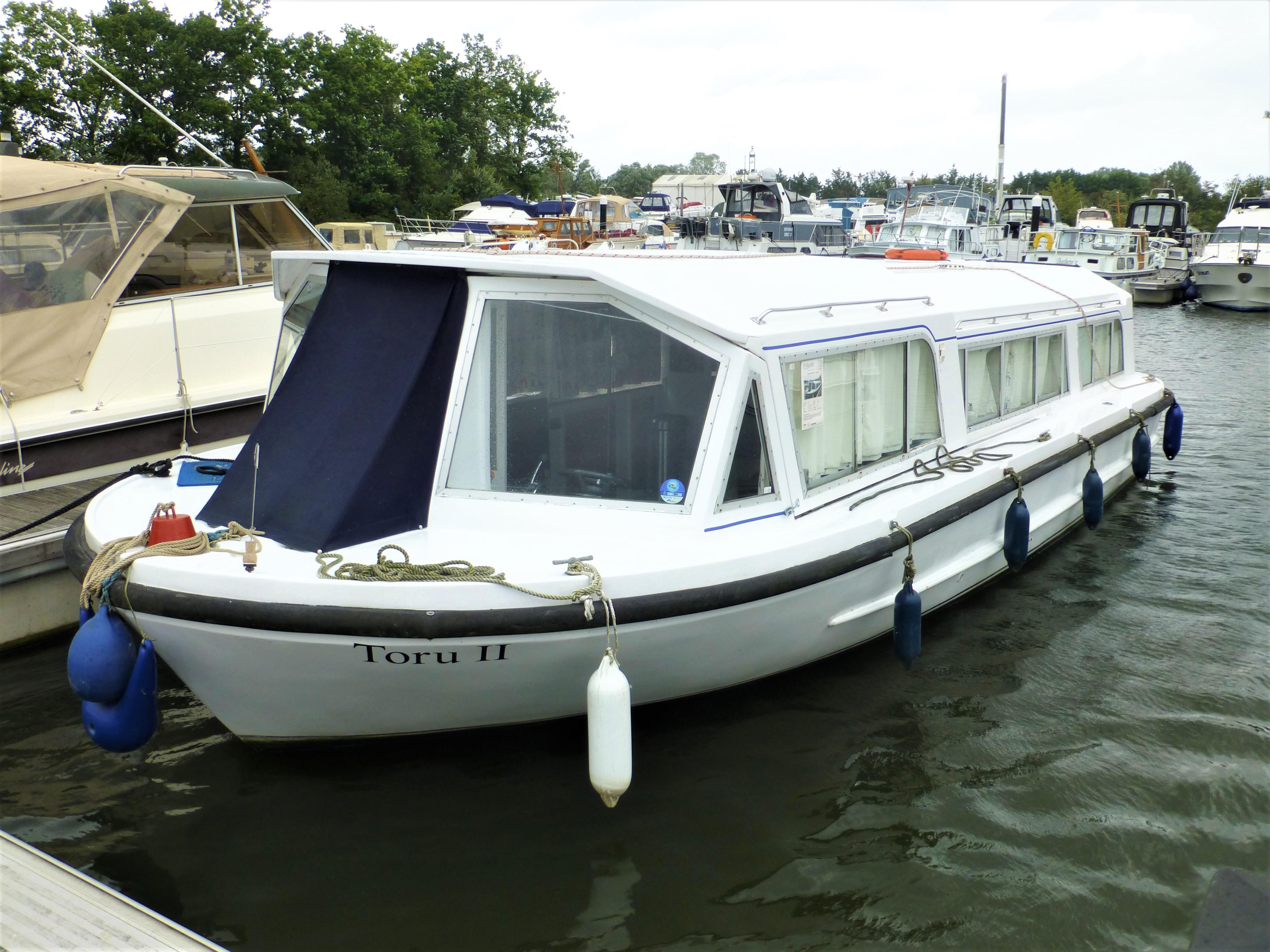 Alpha Craft 32 - Boat Showrooms - London, Harleyford, Hamble