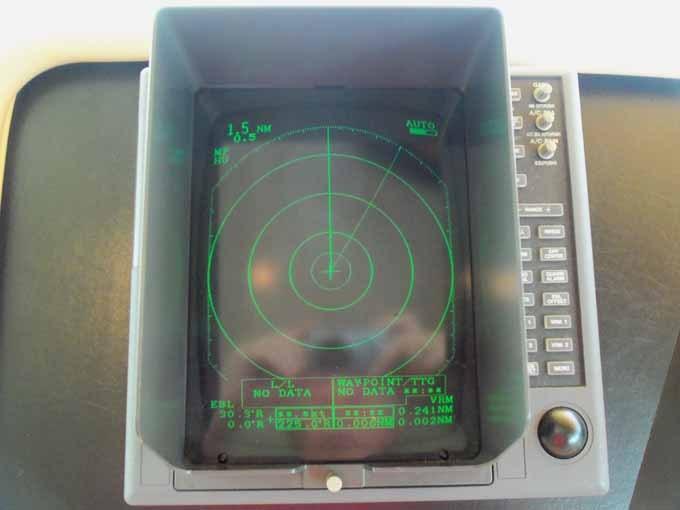 Pilothouse Radar