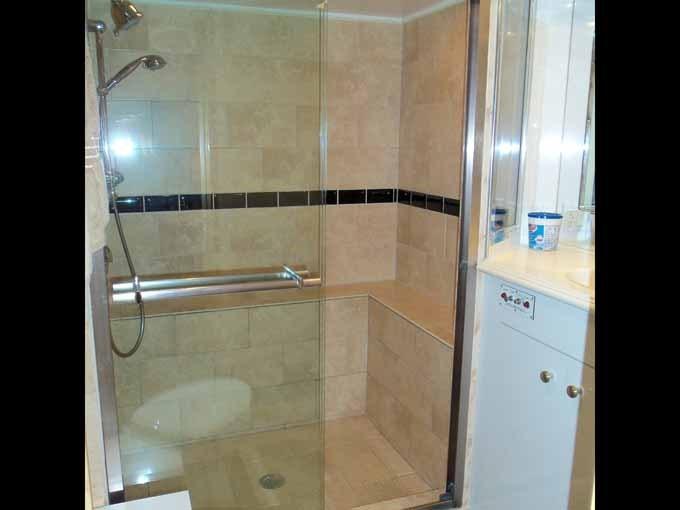 Custom Master Shower