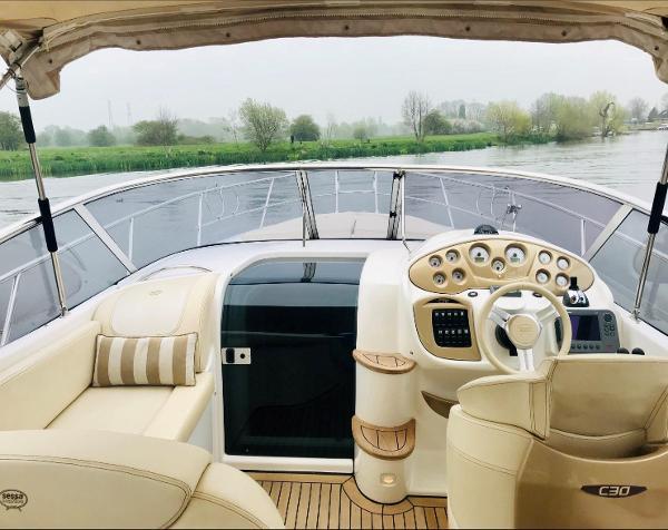 2010 Sessa Marine C30