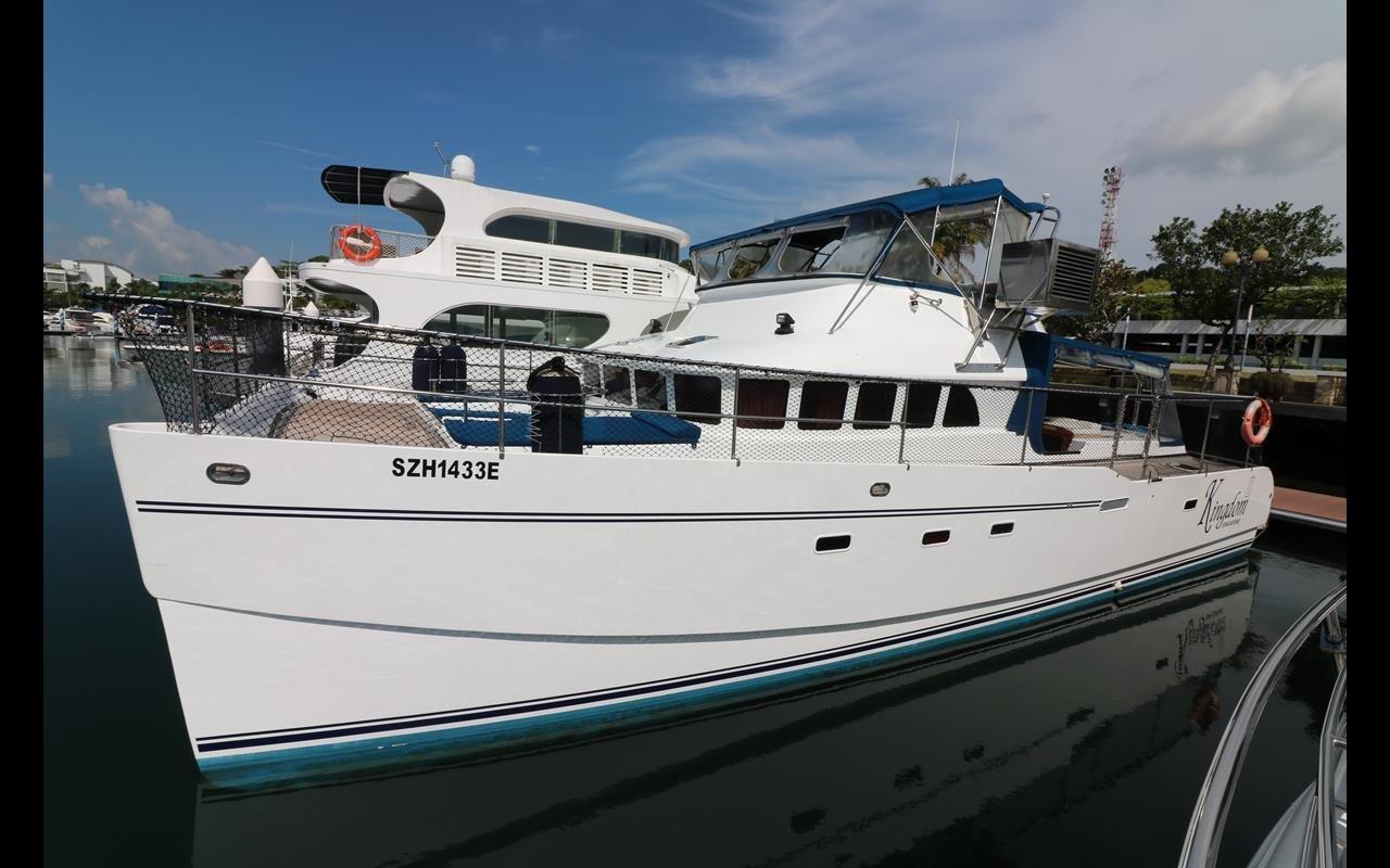 Thai Power Catamaran