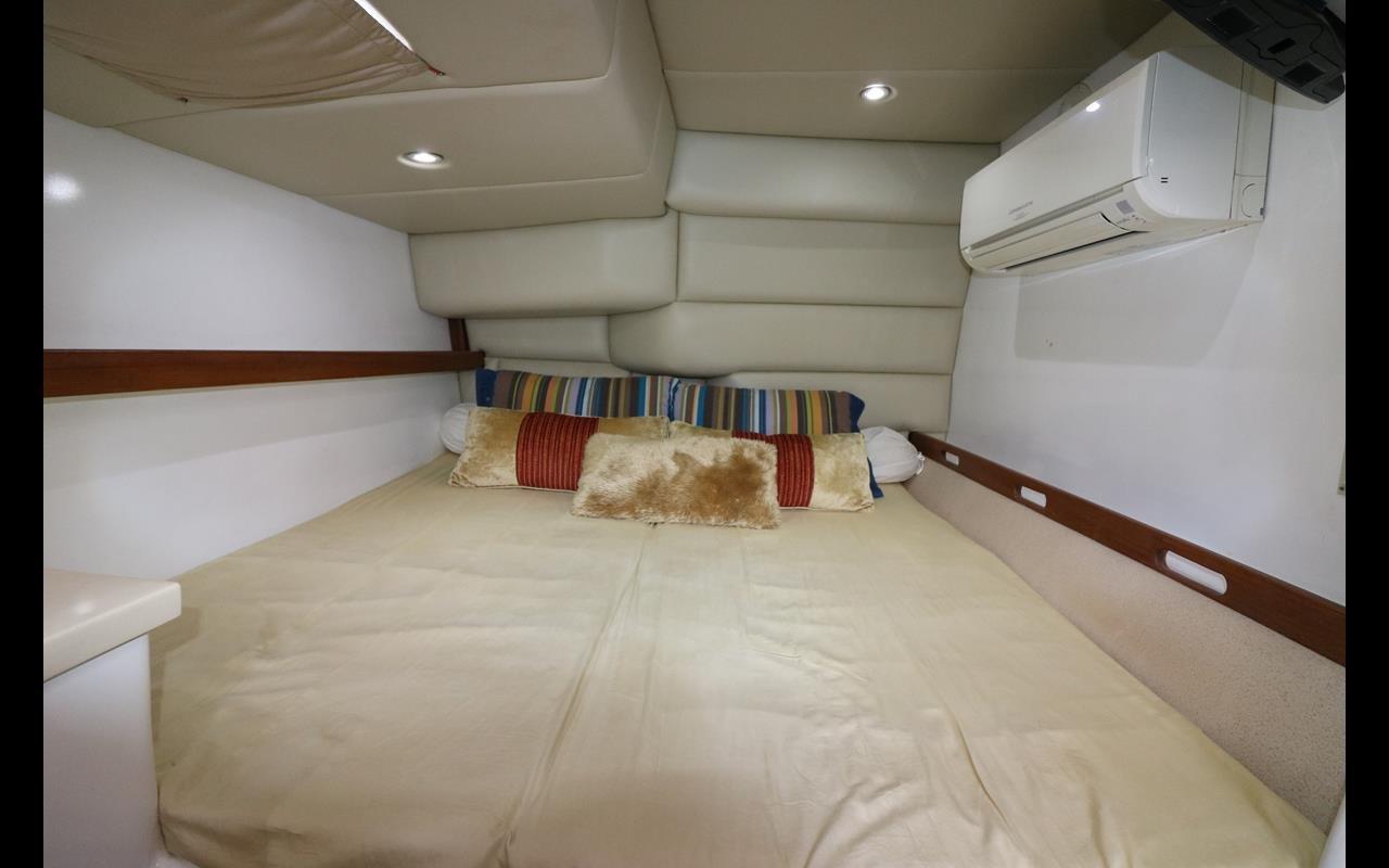 Master Cabin air conditioner