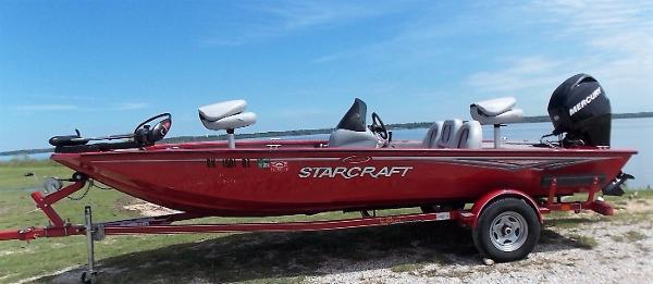 2012 STARCRAFT STARCASTER 179 PRO V for sale