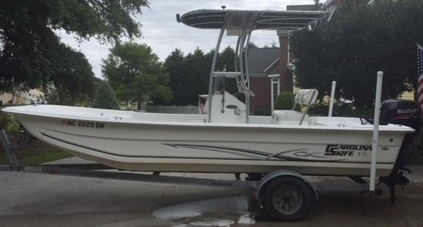 2012 CAROLINA SKIFF 1965 DLX for sale