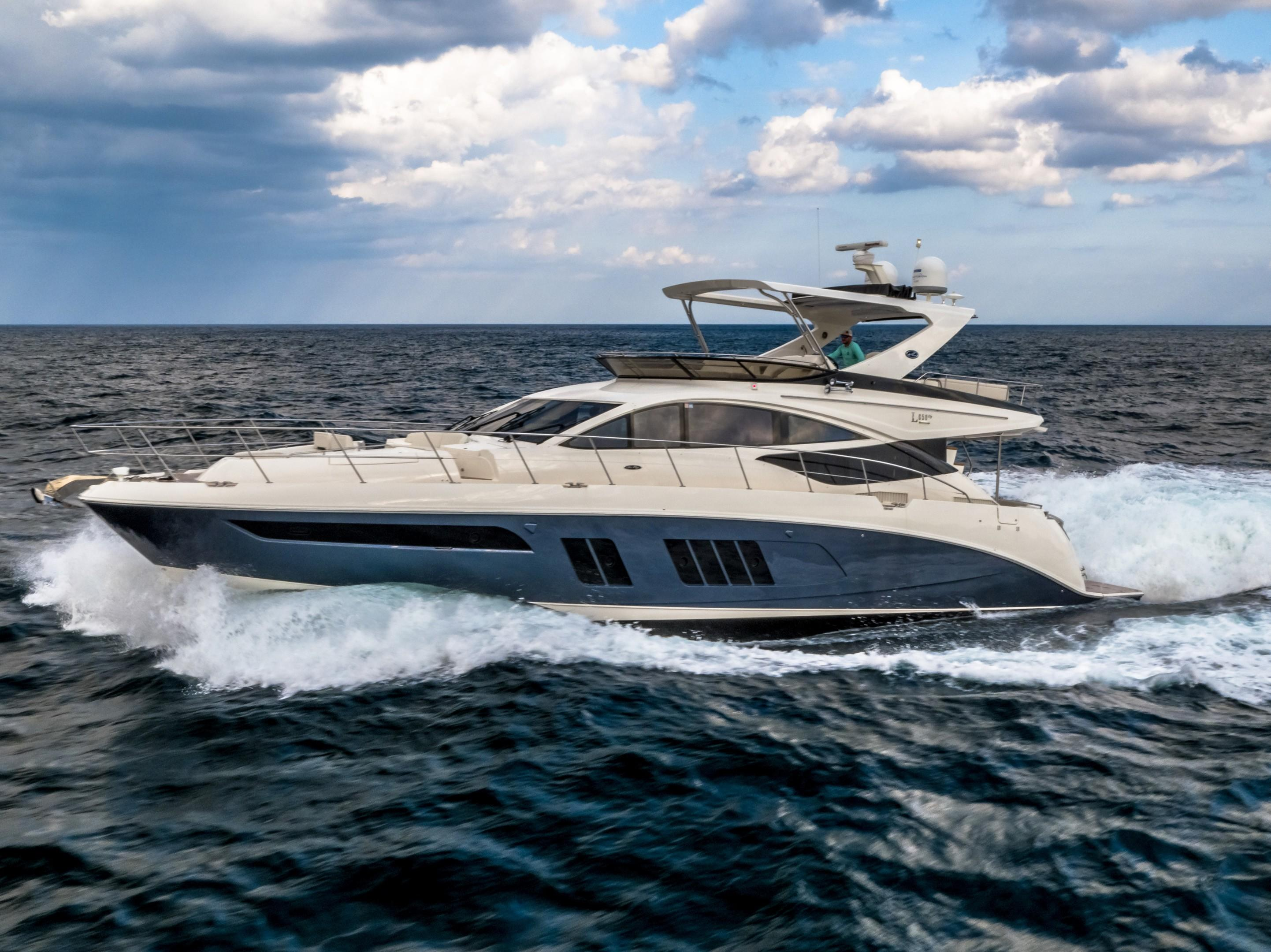 Sea Ray Yachts for Sale Ranging from 51' and above | Galati Yachts