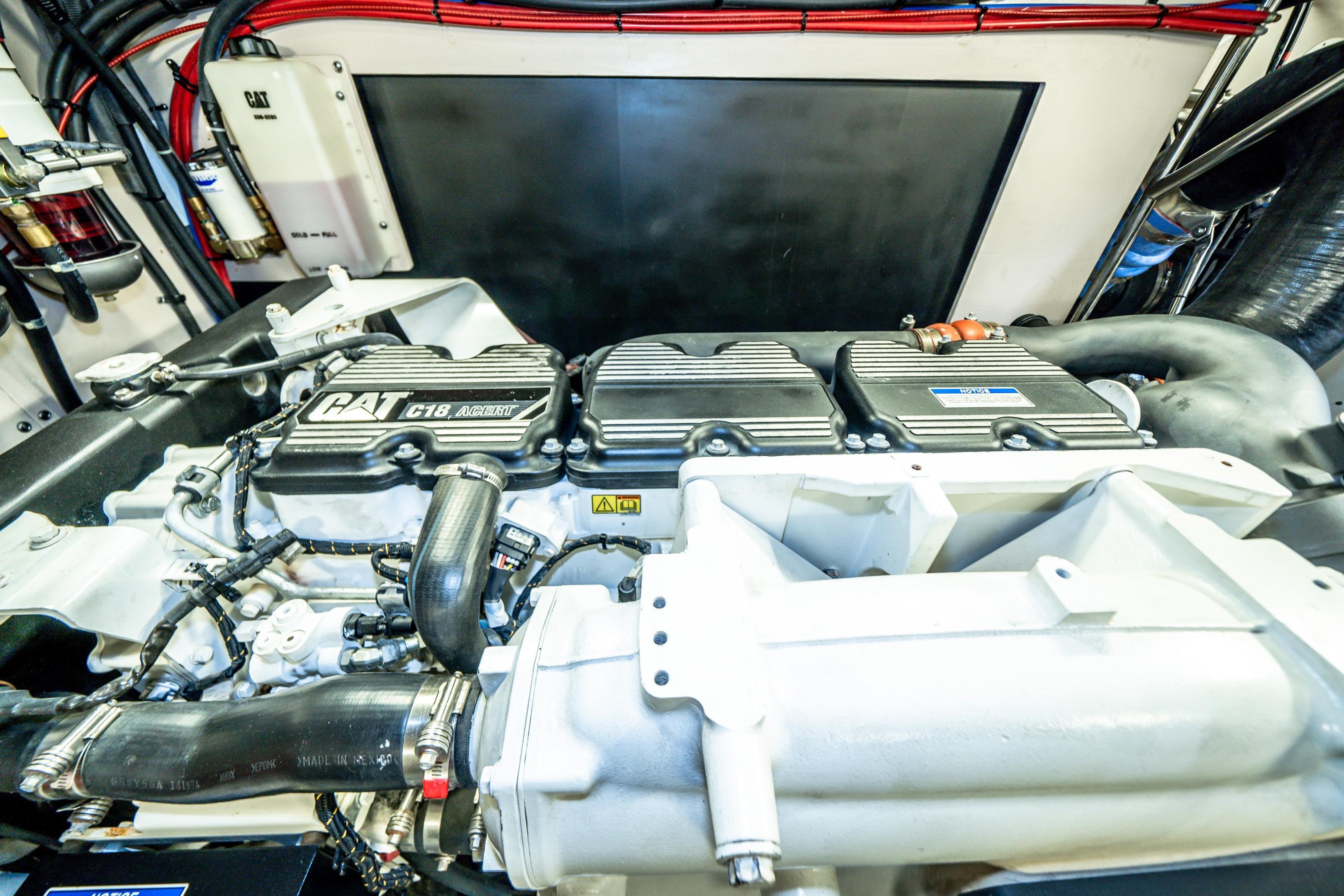 2015 Sea Ray 65' Motor Yacht | HMY Yacht Sales