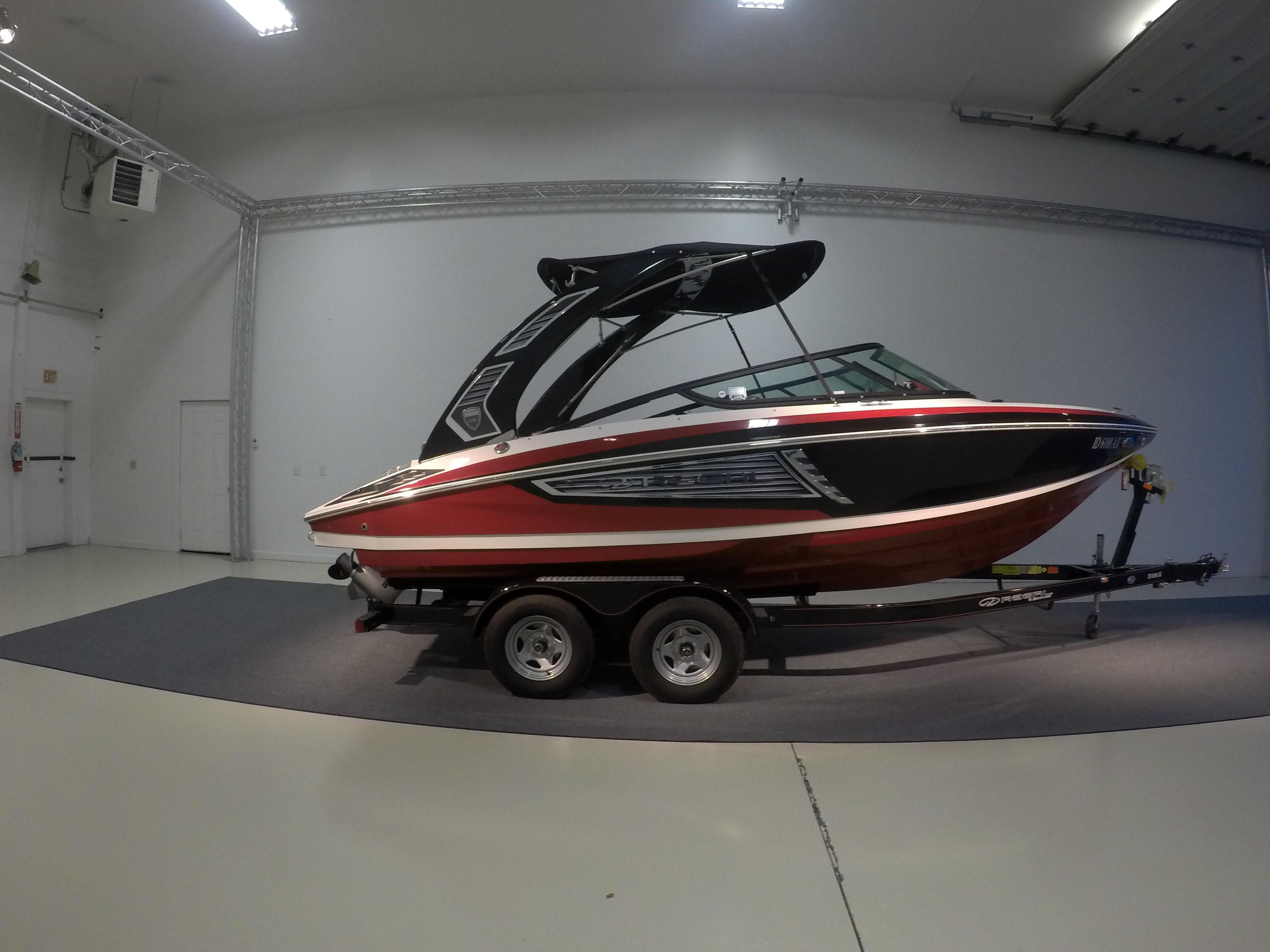 2016 Regal 2100 RX Bowrider
