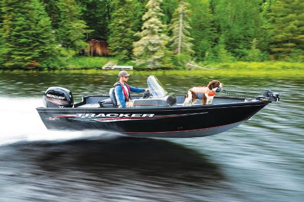 2020 Tracker Boats boat for sale, model of the boat is Pro Guide V-16 SC & Image # 6 of 47