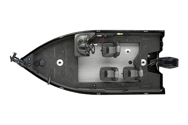 2020 Tracker Boats boat for sale, model of the boat is Pro Guide V-16 SC & Image # 15 of 15