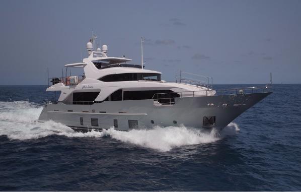 92.91 ft Benetti Delfino 93