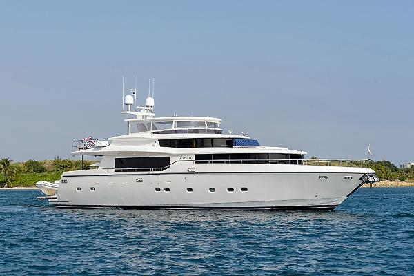 2007 87' Johnson 87 MOTOR YACHT