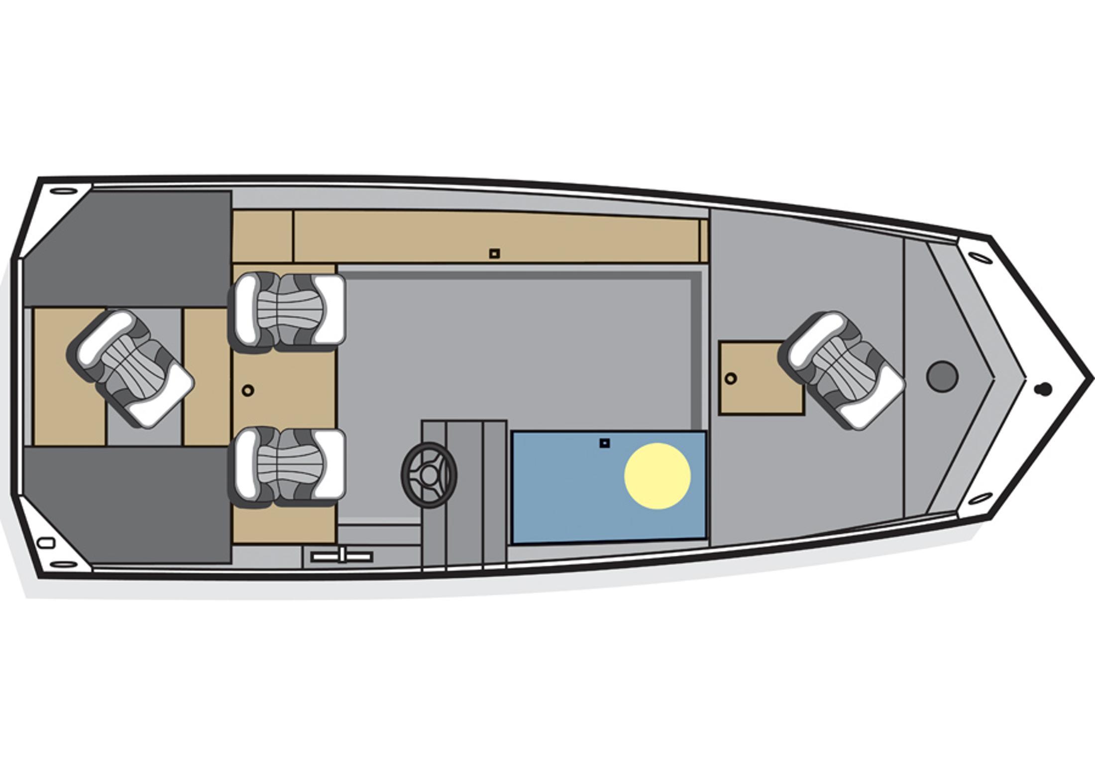 Polar KraftOutfitter 1654