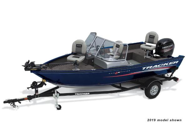 2020 TRACKER BOATS PRO GUIDE V 16 WT for sale