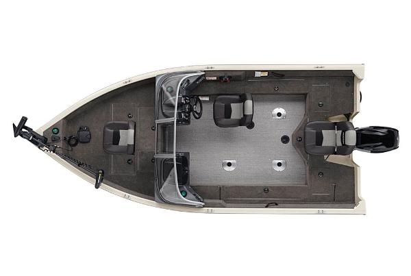 2020 Tracker Boats boat for sale, model of the boat is Pro Guide V-16 WT & Image # 13 of 52