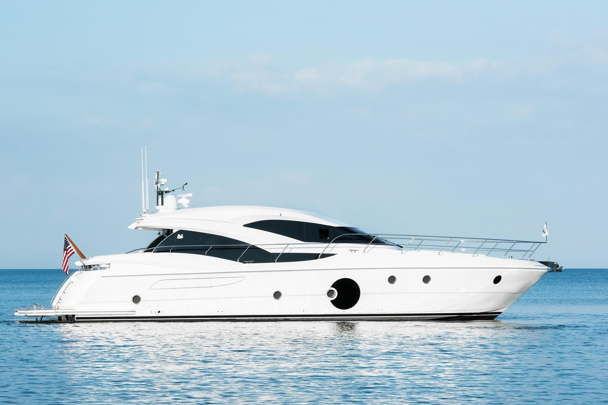 66 ft Neptunus 650 Express