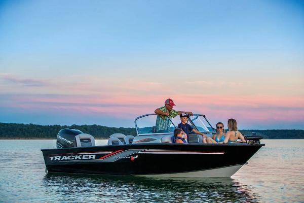 2017 Tracker Boats boat for sale, model of the boat is Targa V-20 Combo & Image # 2 of 61