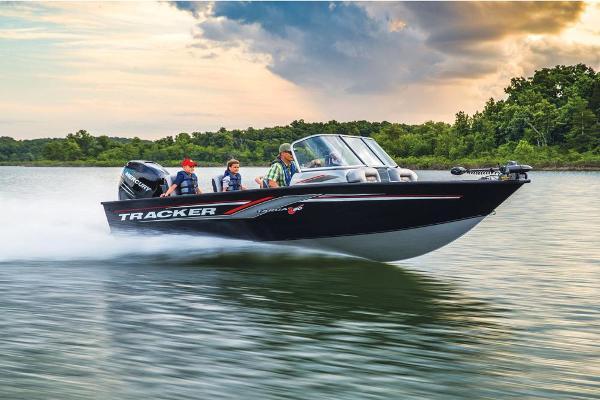 2017 Tracker Boats boat for sale, model of the boat is Targa V-20 Combo & Image # 3 of 61