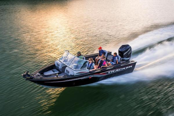 2017 Tracker Boats boat for sale, model of the boat is Targa V-20 Combo & Image # 7 of 61