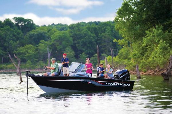 2017 Tracker Boats boat for sale, model of the boat is Targa V-20 Combo & Image # 10 of 61