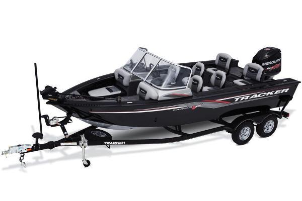 2017 Tracker Boats boat for sale, model of the boat is Targa V-20 Combo & Image # 12 of 61