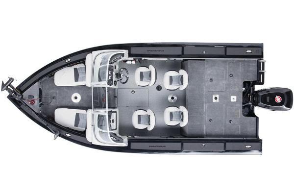 2017 Tracker Boats boat for sale, model of the boat is Targa V-20 Combo & Image # 13 of 61