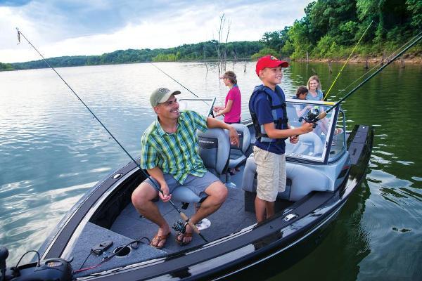 2017 Tracker Boats boat for sale, model of the boat is Targa V-20 Combo & Image # 61 of 61