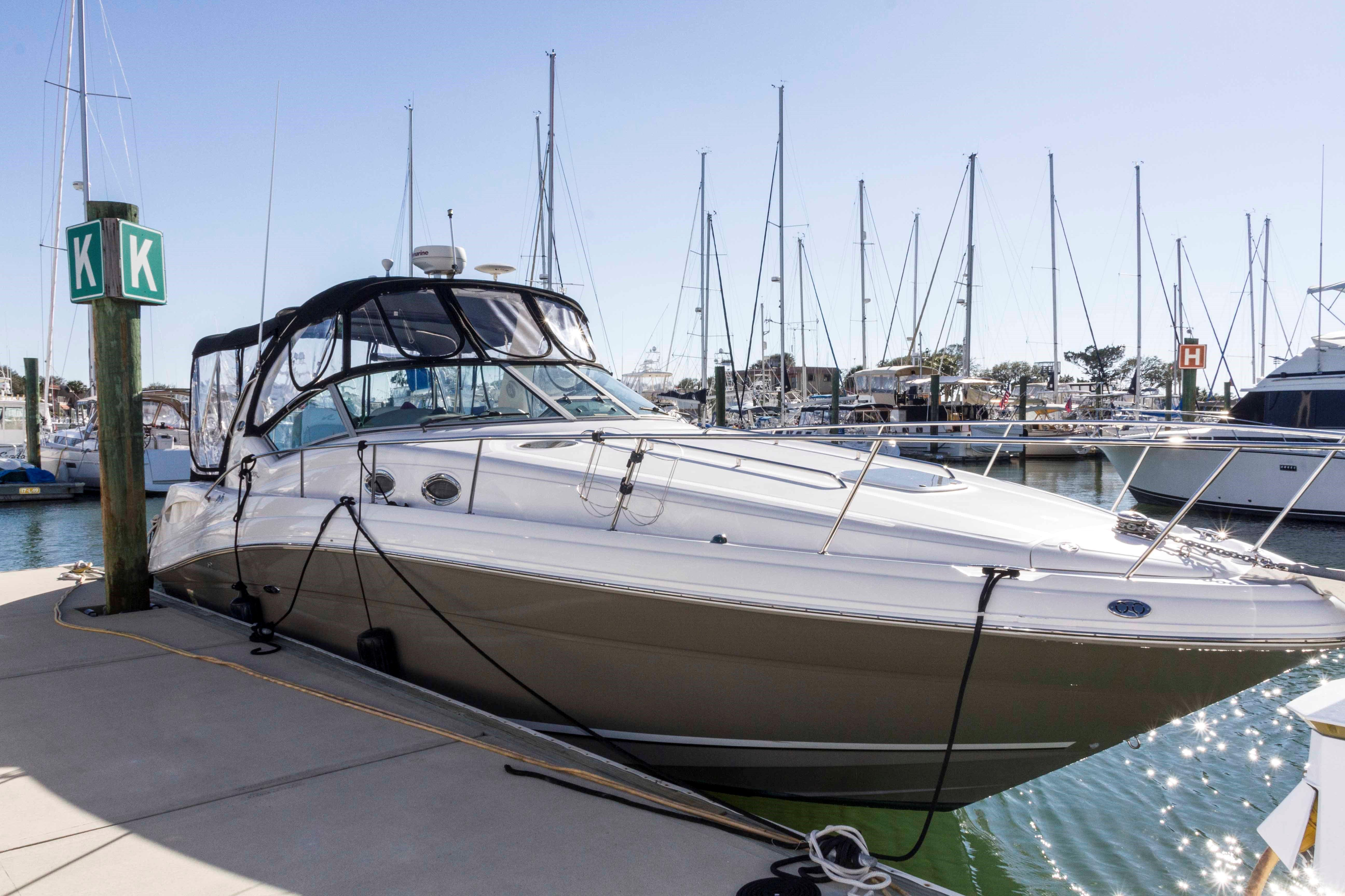 34' Sea Ray 2006 340 Sundancer