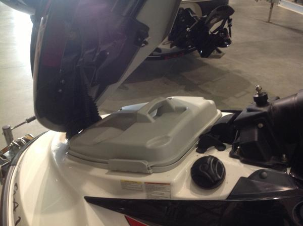 2008 Sea Doo PWC boat for sale, model of the boat is Wake 215 w/ballast & trailer & Image # 10 of 13