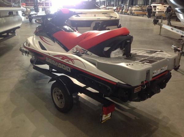 2008 Sea Doo PWC boat for sale, model of the boat is Wake 215 w/ballast & trailer & Image # 7 of 13