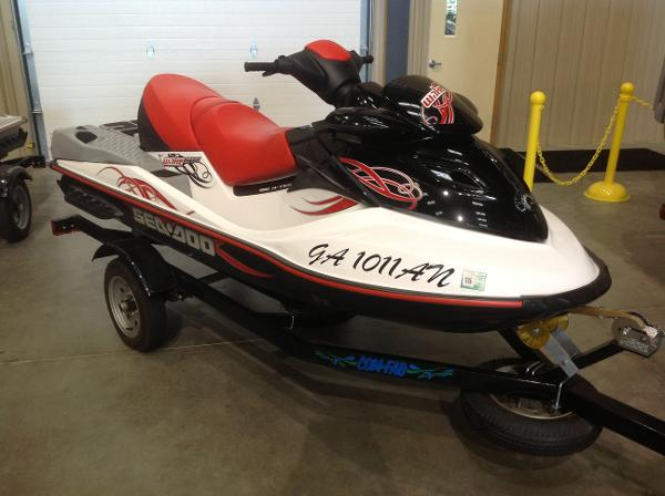 2008 Sea Doo PWC boat for sale, model of the boat is Wake 215 w/ballast & trailer & Image # 5 of 13