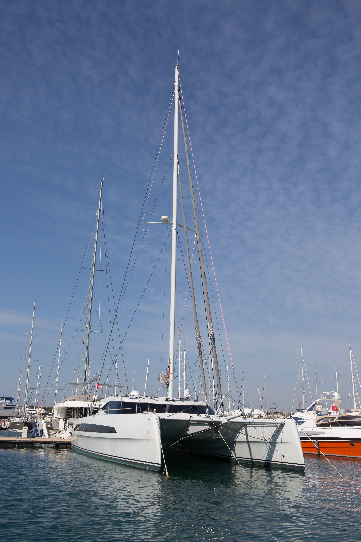 Dubois DUBOIS 60 CATAMARAN boat for sale