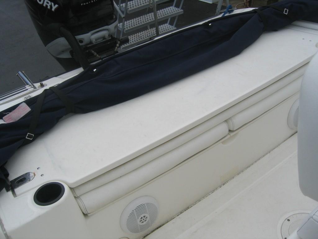 Boston Whaler220 Dauntless