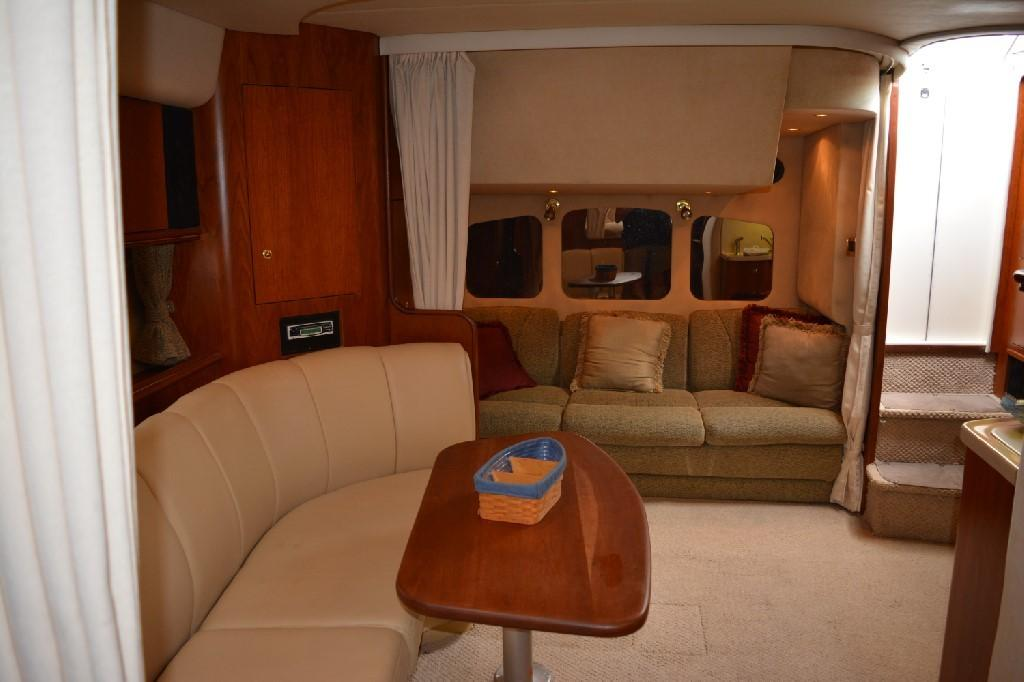 Cruisers 3672 - Cabin Facing Aft