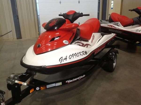 2007 Sea Doo PWC boat for sale, model of the boat is Wake 215 w/trailer - SOLD & Image # 5 of 14