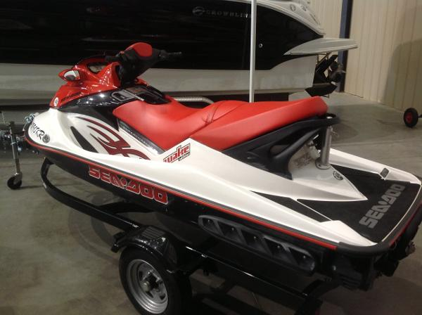 2007 Sea Doo PWC boat for sale, model of the boat is Wake 215 w/trailer - SOLD & Image # 4 of 14
