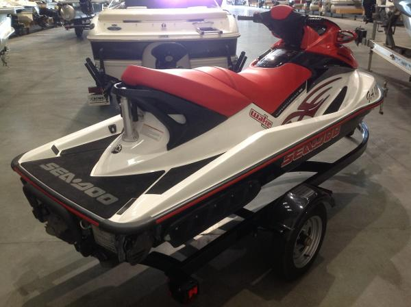 2007 Sea Doo PWC boat for sale, model of the boat is Wake 215 w/trailer - SOLD & Image # 7 of 14