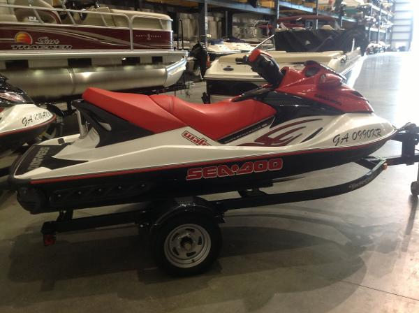 2007 Sea Doo PWC boat for sale, model of the boat is Wake 215 w/trailer - SOLD & Image # 3 of 14