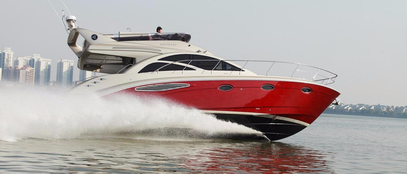 45' Allmand Yachts 2017 45 Yacht