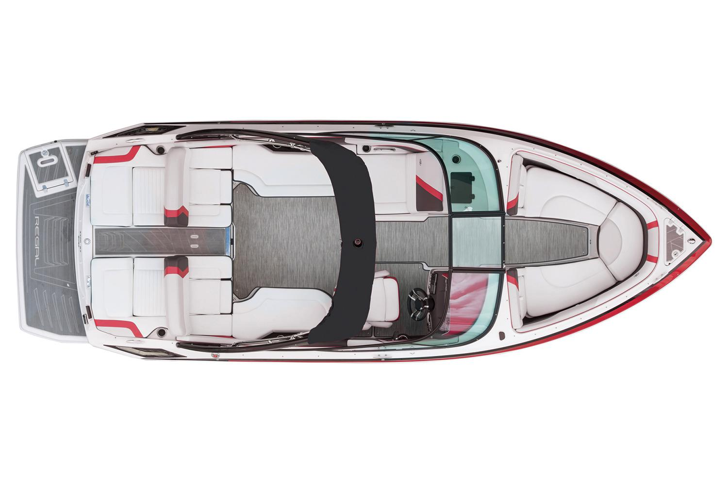 2019 Regal 23 RX Surf